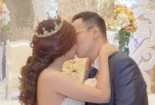 Wedding cake 5 Tier by breadseason