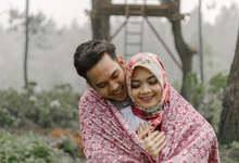 Prewedding Mr Adi & Mrs aika by Quickart picture