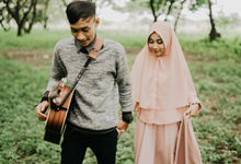 Prewedding Fajar and Aphril by Quickart picture