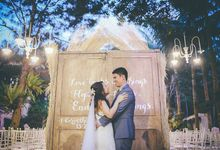James and Jen Wedding by Hillcreek Gardens Tagaytay