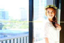 Lester and Jo Wedding by AZUMI BOUTIQUE HOTEL