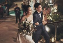 the wedding of Kevin and Jessica by Kreativ Things Wedding Planner & Organizer