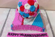 Cake by MycakehouseJakarta