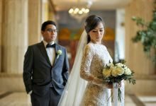 The Wedding of Andhika & Julia by JUZZON PRODUCTIONS