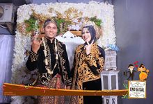ENO & ISAL Wedding Event by Choqphotobooth