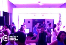 Jeffry Wellyhair and Christine Chaii Wedding Afterparty by Project Dance Ground