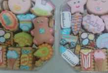 Custom Cookies by samsouvenirs