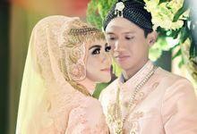 Wedding Of Novia & Hanung by GRAINIC Creative Studio