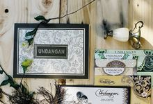 Sample esensial by MAP WEDDING INVITATION