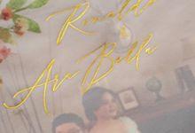 Renaldo & Bella Wedding by Gifu Invitation & Souvenir