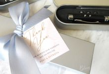 The Wedding of Wiwi & Patricia by Bloom Gift
