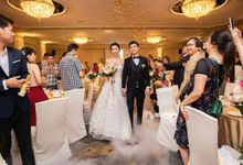 Goodwood Park Hotel Wedding by GrizzyPix Photography