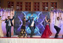 Wedding Choreography by Spectrum Danceworks
