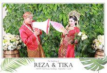 Reza & Tika Wedding by The Caramel's Corner