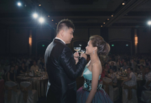 Zhirong and Libin's wedding by R3fr3sh Media