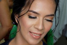 Kairra and Pao Wedding by Diana May Makeup Artistry