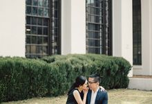 LA Engagement Session by Clockwise Pictures