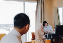 Doli & Amanda - Wedding Reception by Fatahillah Ginting Photography