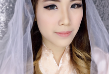 Wedding Makeup  by Rac.mua