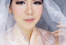 Dolly Korean Wedding Makeup by Rac.mua