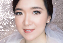 Flawless Korean Wedding Makeup by Rac.mua