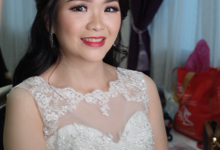 Wedding makeup Mrs. Emeliana Arifin by Rachel Liem Makeup
