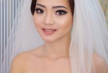 Trial Wedding Makeup  by Rachel Liem Makeup