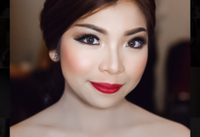 Wedding Makeup + bridesmaid by Rachel Liem Makeup