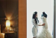 Makeup bride + bridesmaid by Rachel Liem Makeup