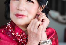 The Mother of The Bride to be by Rachel Liem Makeup