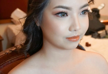 Bridesmaid makeup for Ms. Valentine by Rachel Liem Makeup