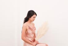 Prewedding makeup and hairdo for Ms. Putri by Rachel Liem Makeup