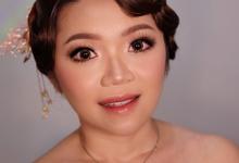 Mrs. Karvina by Rachel Liem Makeup