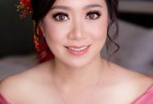 Engagement makeup for Mrs. Patricia by Rachel Liem Makeup