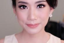 Trial wedding makeup Mrs. Maria by Rachel Liem Makeup