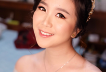 Bride to be Mrs. Pauline by Rachel Liem Makeup