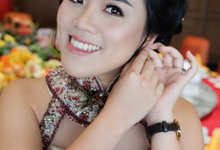 Mrs. Meilani by Rachel Liem Makeup