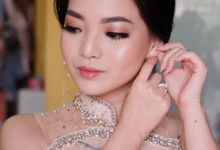 Mrs. Cecilia Stephanlie by Rachel Liem Makeup