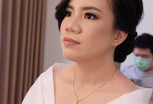 Trial Mrs. Felicia by Rachel Liem Makeup