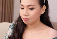 Trial for Mrs. Wenny by Rachel Liem Makeup