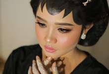 MakeUp Prewedding Paes solo by RadjanyaRatu