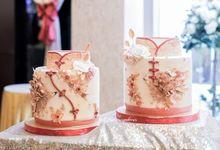 Raesa Randy Engagement by Buttercup Decoration