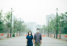 Rian & Grace Couple Session by Sincera