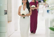 Masha & Deylen wedding by Gusde Photography