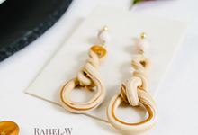 Pre Wedding Earrings by Rahel W Signature