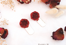 Rose With Soul by Rahel W Signature