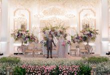 Rahma & Abi by One Heart Wedding