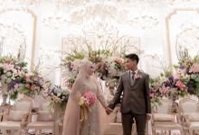 Rahma & Abi by One Heart Wedding