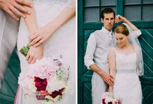 Rainy Day Weddings by Ladies & Lord