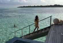 Raisa & Hamish, Club Med Finolhu Villas by Club Med